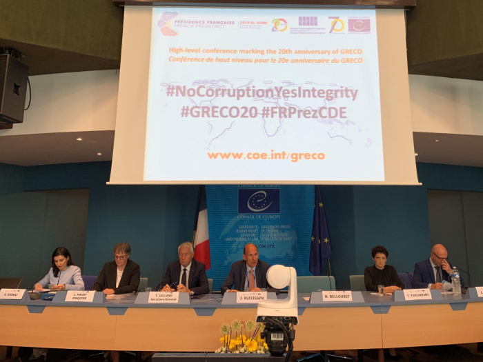 Report on judicial reforms in Azerbaijan presented at conference in Strasbourg