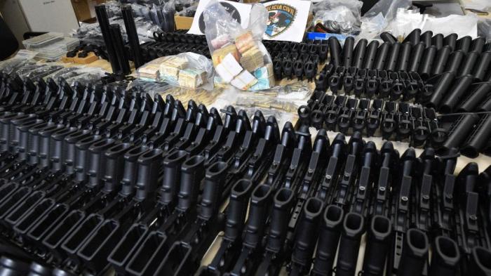 Senat stoppt Bolsonaros gelockertes Waffenrecht