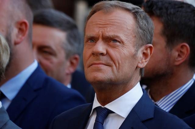 EU-Ratspräsident hofft auf Einigung über Top-Jobs am Donnerstag
