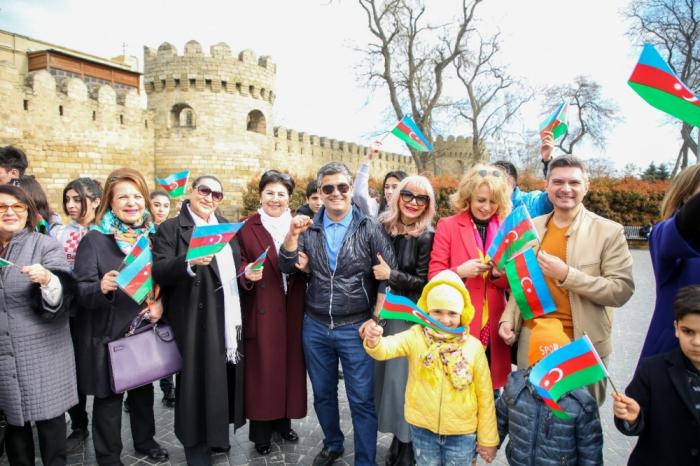 Cəlal Qurbanov: Milli birliyimiz üçün, hamı Vətən deyəcək! - VİDEO
