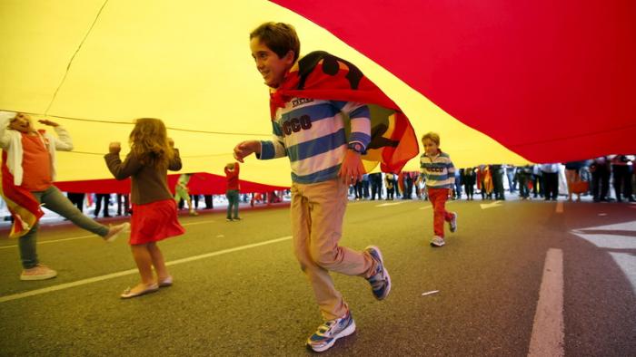 En España se reduce la natalidad un 40 % en la última década