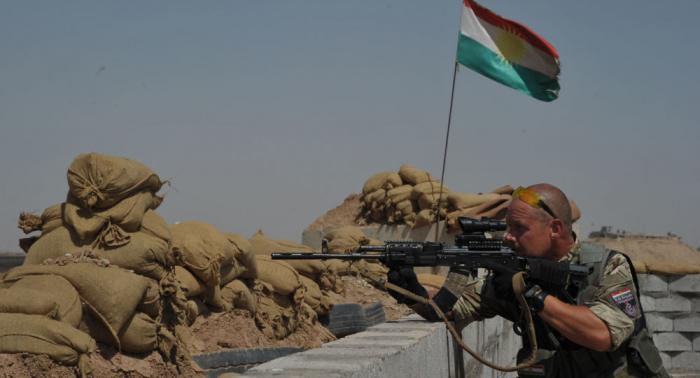 Merkel lehnt separaten Kurdenstaat ab