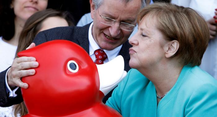 Merkel: Deutschland fehlen nach Maut-Urteil bis zu 500 Millionen Euro