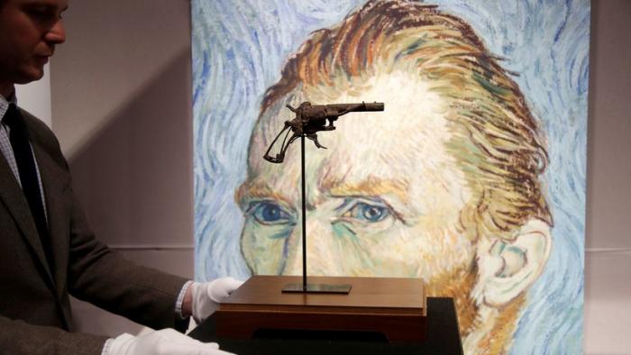 Compran en subasta el presunto revólver con el que se suicidó Van Gogh por 183.000 dólares