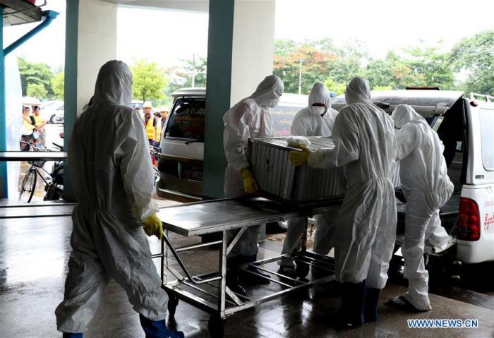 3 H1N1 deaths reported in Myanmar