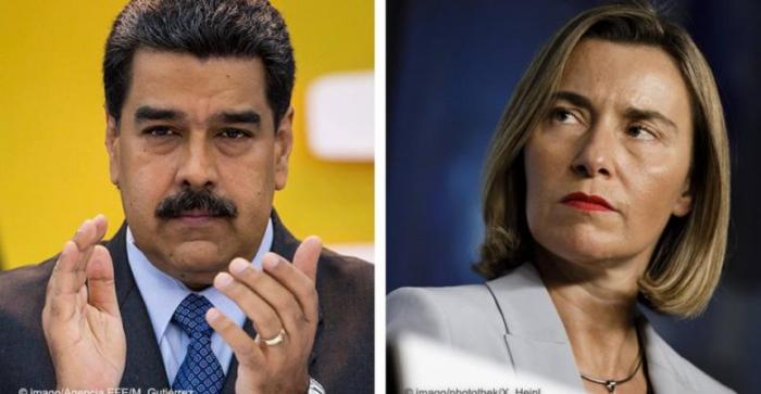 Maduro carga contra Mogherini por ver a Venezuela como una colonia