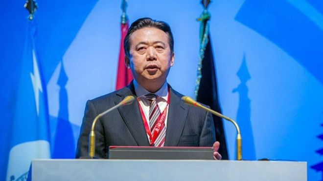 Ex-Interpol chief pleads guilty to corruption, China says