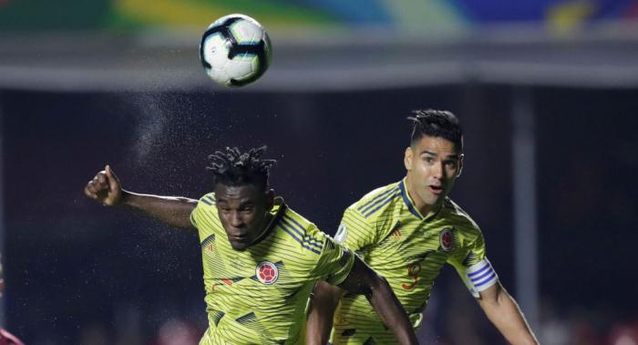 Colombia vence a Catar y clasifica para los cuartos de final de la Copa América