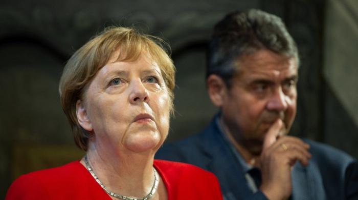 Gabriel spricht sich für Merkel als EU-Ratspräsidentin aus