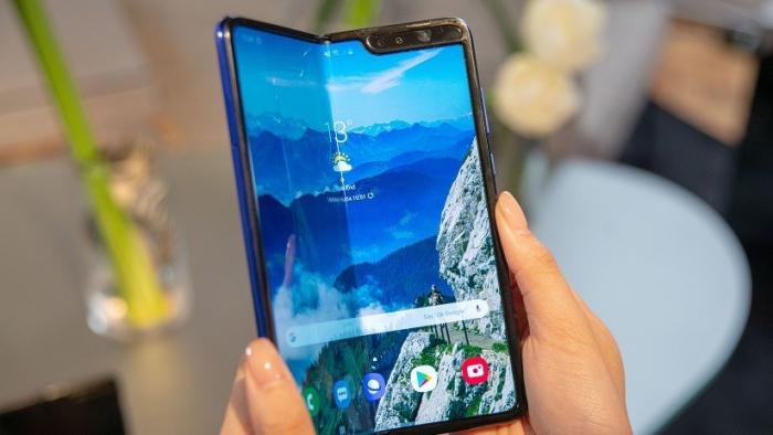 """Samsung Display:   """"El Galaxy Fold está listo para salir al mercado"""""""