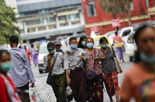 Death toll from H1N1 influenza rises to 5 in Myanmar