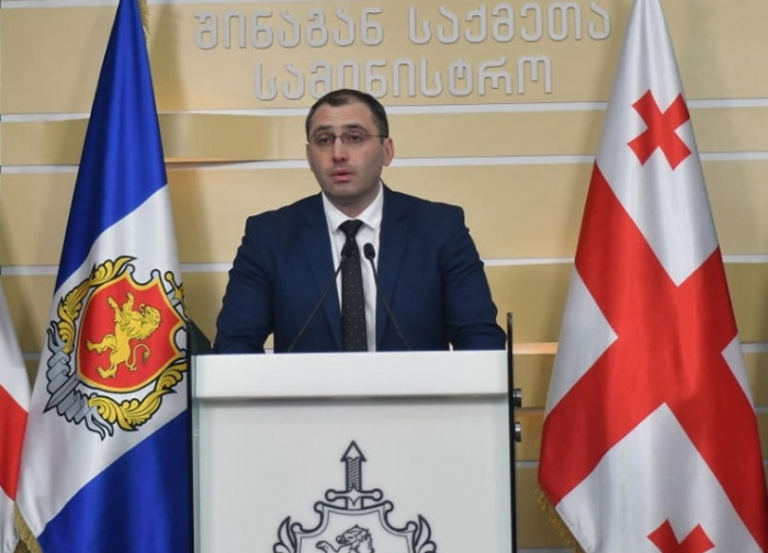 Gürcüstanda 305 aksiya iştirakçısı saxlanılıb