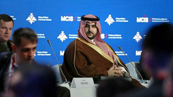 Arabia Saudí pide a EEUU seguir con la 'máxima presión' sobre Irán