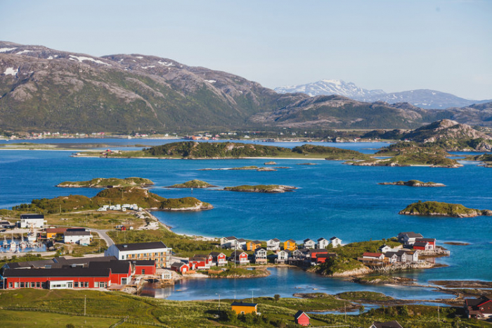 Norway island wants to be world