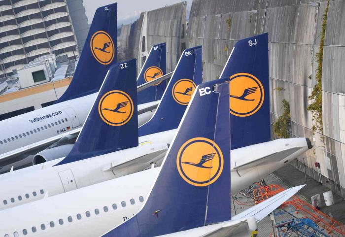 Lufthansa umfliegt wegen des Iran-Konflikts Straße von Hormus