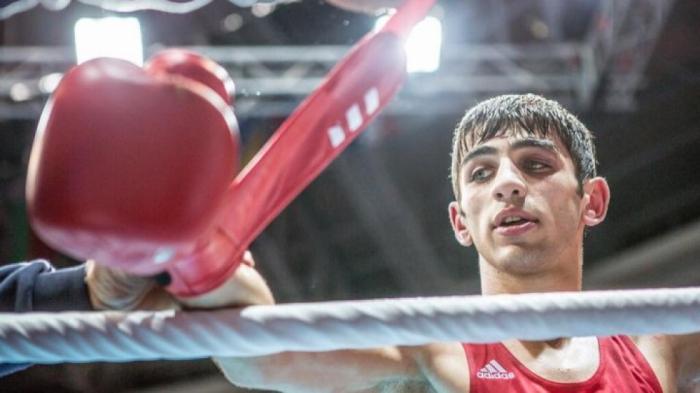 Hüseynov erməni boksçunu rinqə çıxmağa peşman etdi