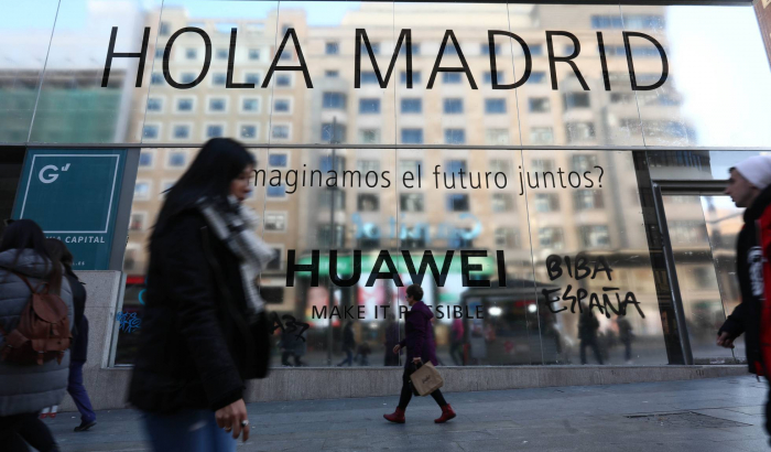 Huawei sigue en pie:   abrirá su tienda más grande del mundo en Madrid el 5 de julio