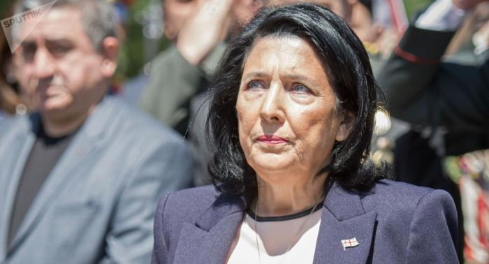 Presidenta de Georgia:   las tensiones con Rusia no tienen por qué afectar a los turistas