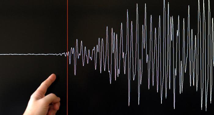 Un terremoto de magnitud 5,6 se produce frente a las costas de México