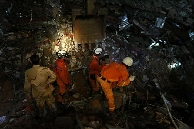 Eighteen dead, 24 injured in Cambodia building collapse