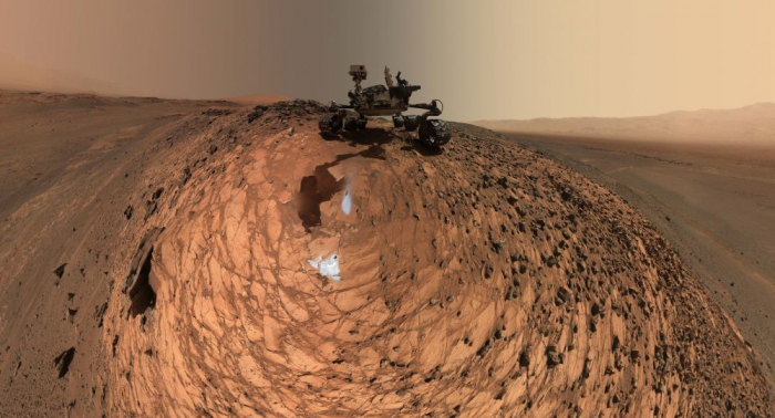 New NASA finding suggest Mars may have life after all