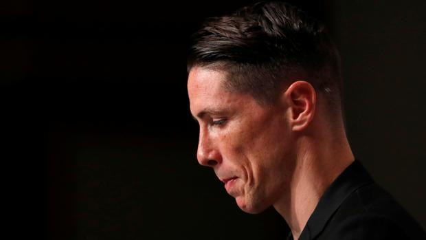 Fernando Torres:   «Se trata de abandonar el fútbol con la conciencia limpia»