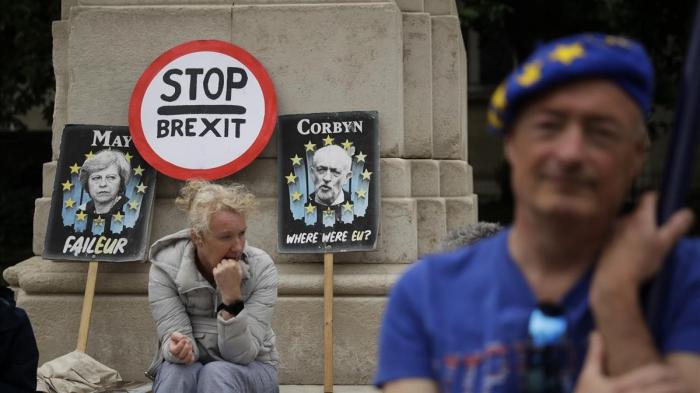Brexit:   los tres años que han hecho del Reino Unido un país de extremistas