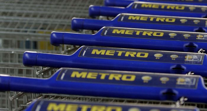 Metro treibt Verkauf der Supermarktkette Real weiter voran