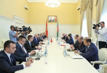 رئيس الوزراء يستقبل نظيره من الجبل الأسود