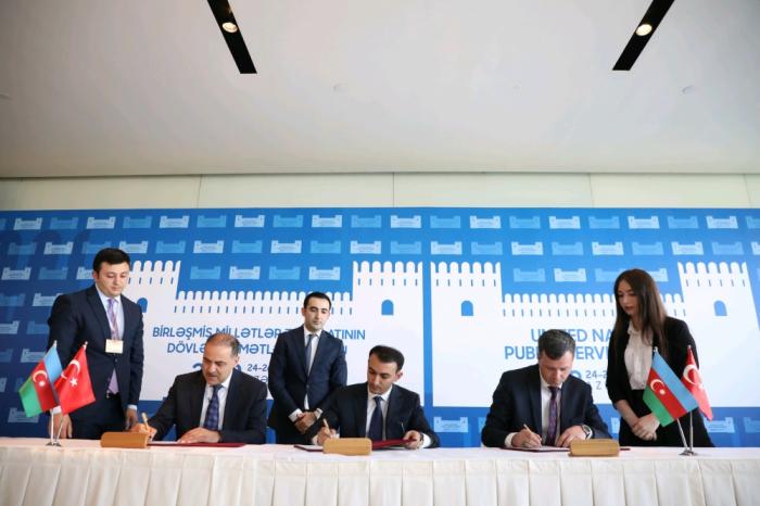 L'Azerbaïdjan et la Turquie vont coopérer en matière de services publics et d'é-gouvernement