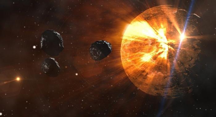 """Er kann die Erde zerstören: Nasa zeigt Fotos des """"Weltuntergangs-Asteroiden"""""""