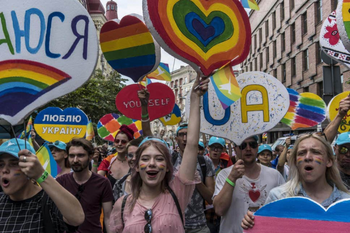 Ukraine holds country
