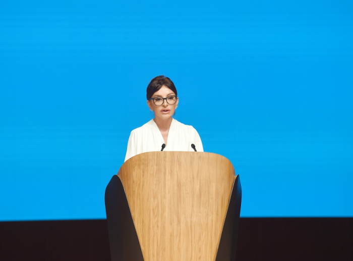 First VP Mehriban Aliyeva attends opening of UN Public Service Forum