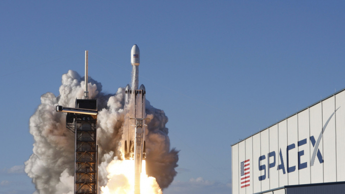 SpaceX to send HUMAN ASHES into orbit aboard Falcon rocket... for $5k per gram