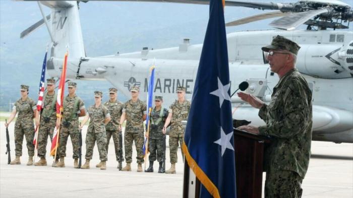 Comando Sur de EEUU habla de cooperar con Ejército de Venezuela