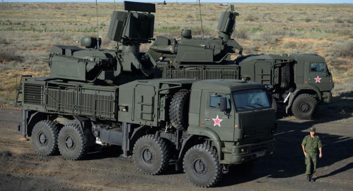 "Punktgenau gegen heikle Ziele: Russland modernisiert Abwehrsysteme ""Panzir"""