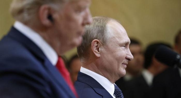 Aus Angst vor Putin? Wieso Trump auf Militärschlag gegen Iran verzichtete