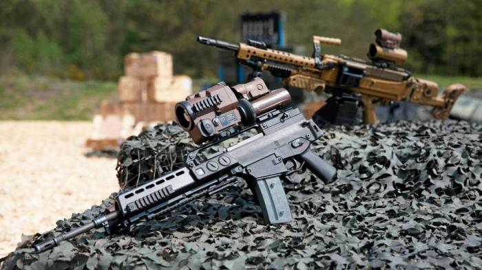 Regierung verschärft Kleinwaffen-Export in Nicht-EU und -Nato-Länder