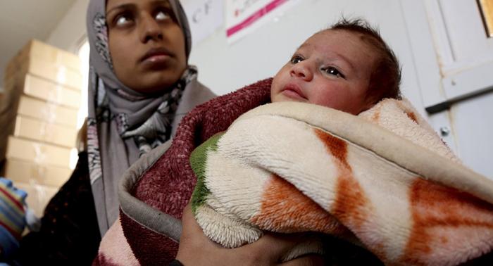 Syrien: Hälfte aller Flüchtlinge verließ Lager Rukban – Roter Halbmond