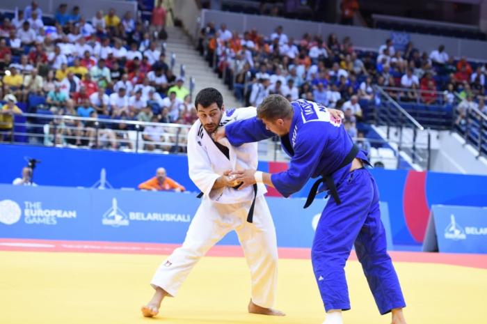 Atletas azerbaiyanos ganan 3 medallas de bronce en la cuarta jornada de Minsk 2019