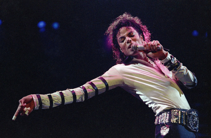 Michael Jackson  : el mejor artista de todos los tiempos