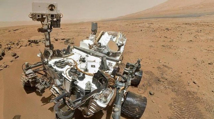 NASA confirma altos niveles de metano en Marte