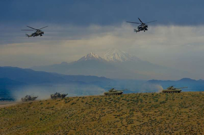 Azerbaijan releases footage of joint military drills with Turkey