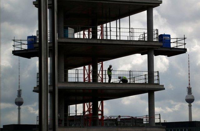 Baubranche eilt dank Immobilienboom von Rekord zu Rekord