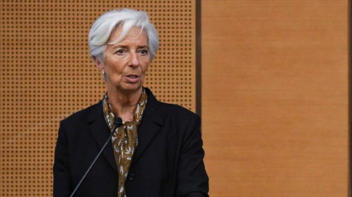 FMI alerta de una baja del 0,5% en la economía mundial para 2020