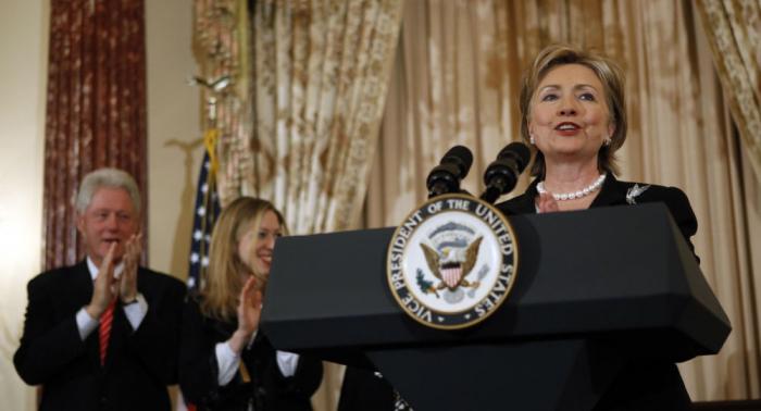 Wie sähe die US-Außenpolitik unter Clinton aus? – Ex-Botschafter Murray mit vernichtendem Urteil