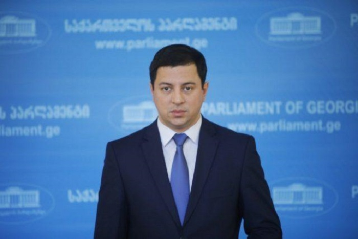 Georgia elects new chairman of parliament