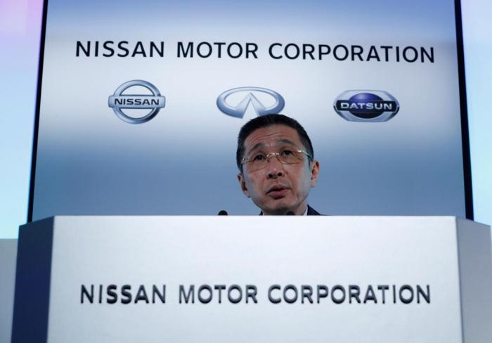 Nissan-Chef schließt Auflösung der Allianz mit Renault nicht aus