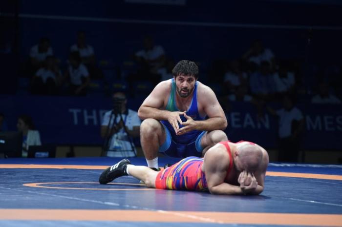 La 14ª medalla para Azerbaiyán en los segundos Juegos Europeos