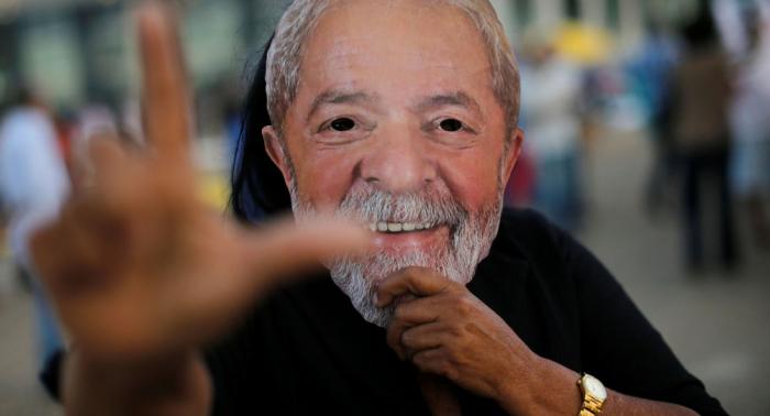 Tribunal Supremo de Brasil niega libertad a Lula